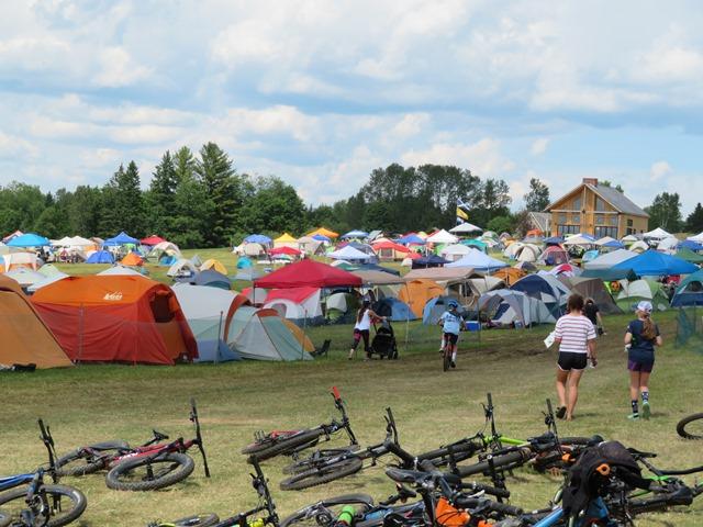 NEMBAfest 2019 Tent City