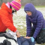 Caring for a Mock Patient
