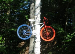 Tree Bike at Maidstone