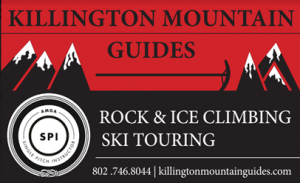 Logo for Killington Mountain Guides