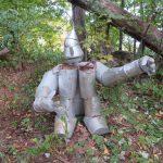 Tin Man of Peacham, Vermont